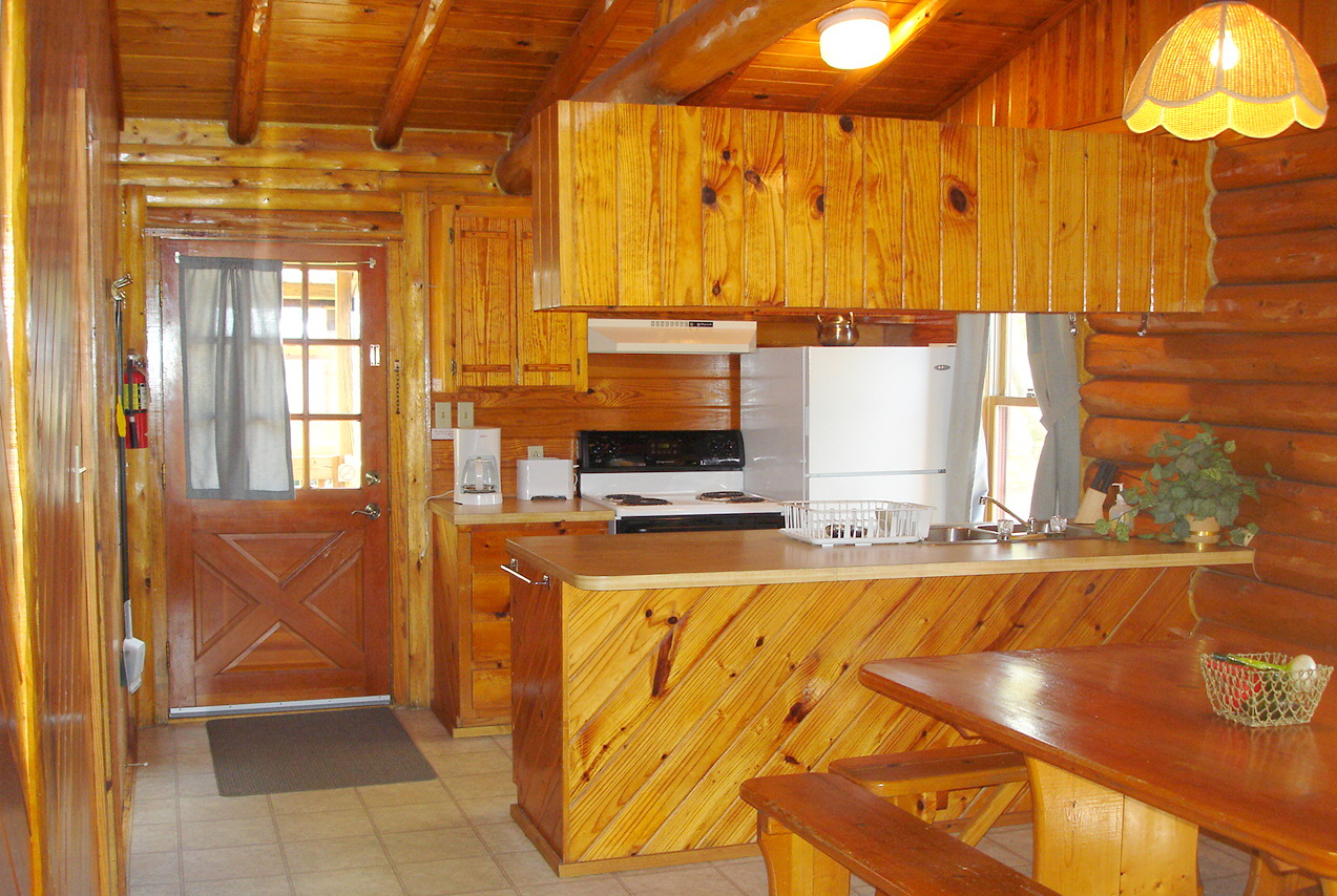 Interior Ideas For Small Cabins: Log Cabins At Jacobs Creek: Our Cabins And Rates